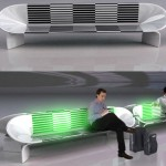 Led'Sit Bench Designed To Revolutionize The Waiting In Airports