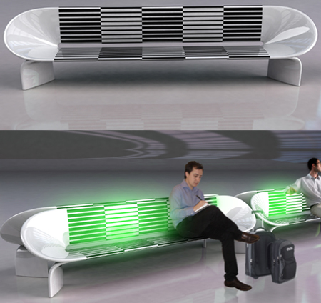 led bench concept1