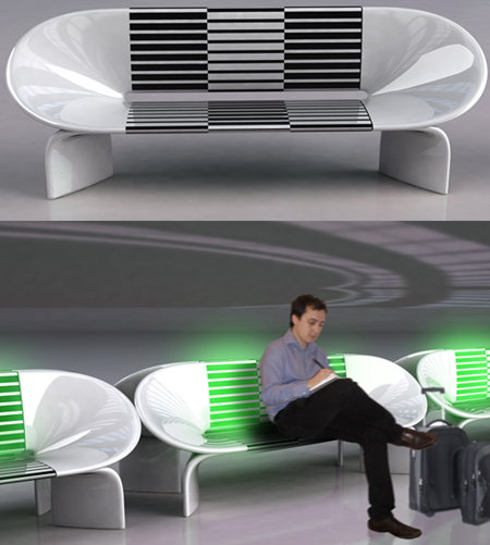 led bench concept2