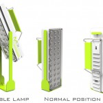 LED Emergency Lamp Design by Ajith Soman