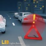 LED Lights Barrier Design Improves Safety On The Road