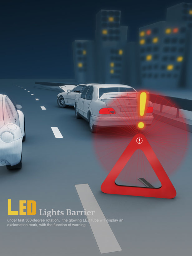 LED Lights Barrier