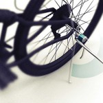Leglock : Park Your Bike and Lock It In One Simple Step