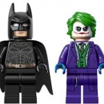 Lego Batman Tumbler Comes with Batman and Joker Minifigures