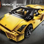 LEGO Racers Lamborghini Gallardo LP560-4 Review