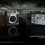 Leica i9 Concept for iPhone4 by Black Design Associates