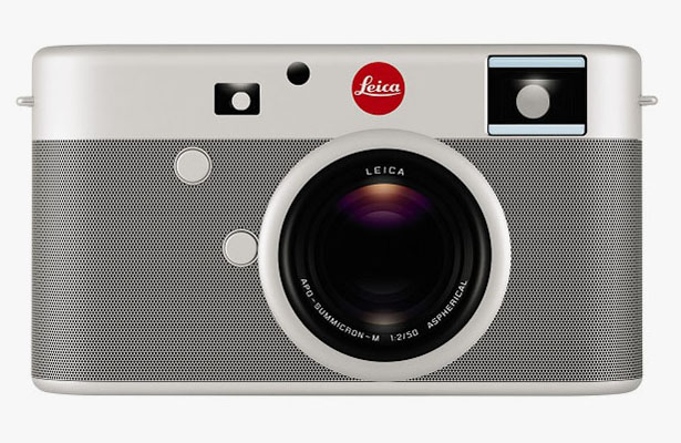 Leica M Camera for RED by Sir Jonathan Ive and Marc Newson