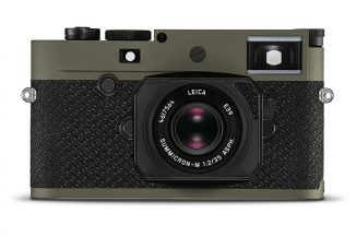 """Leica M10-P """"Reporter"""" is Limited to only 450 Pieces Worldwide"""