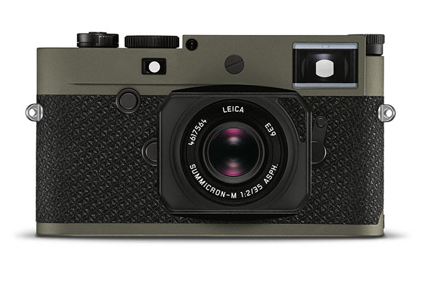 Leica M10-P Reporter is Limited to only 450 Pieces Worldwide
