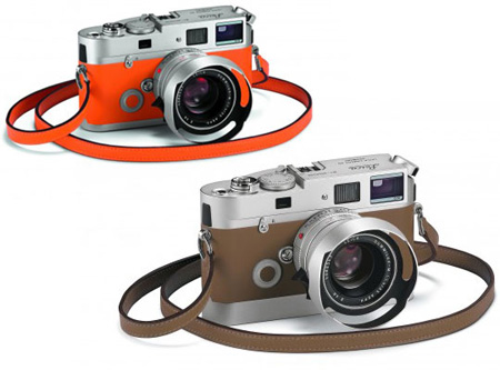 The Strictly Limited Leica M7 Edition Hermès