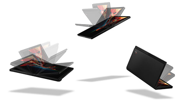 Lenovo ThinkPad X1 Foldable 13-inch PC