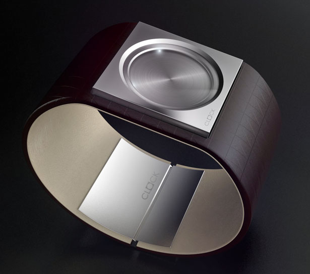 Less is More Minimalist Watch by Felix Runde