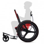 Leveraged Freedom Chair for Disabled People in Developing Countries