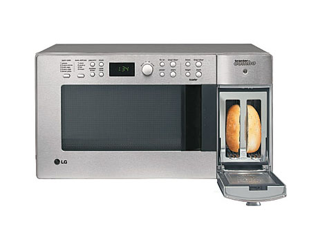 LTM9000 LG Microwave with A Toaster Tuvie