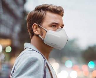 Breathe Better with LG Puricare Wearable Air Purifier Mask