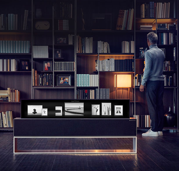 LG Rolls Out The Future With Its Rollable OLED Display TV