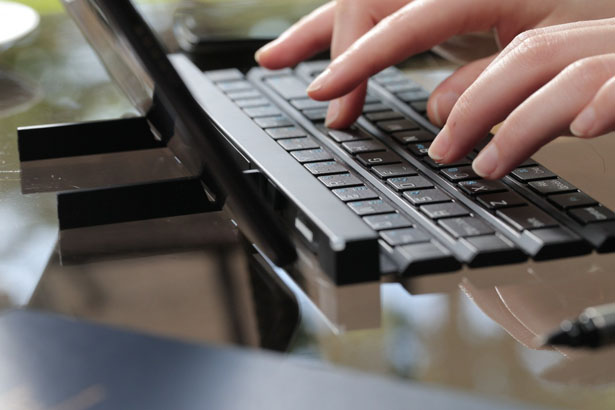 LG Rollable Wireless Portable Keyboard