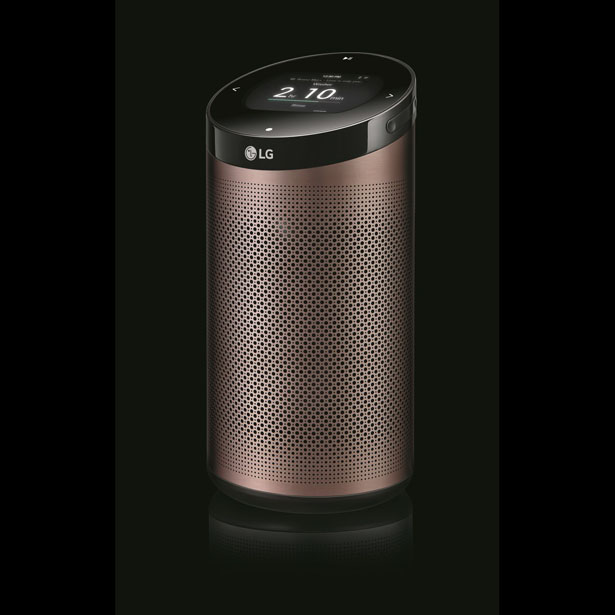 LG SMARTTHINQ HUB Connects All Your Smart Appliances to Create Two Way Communication