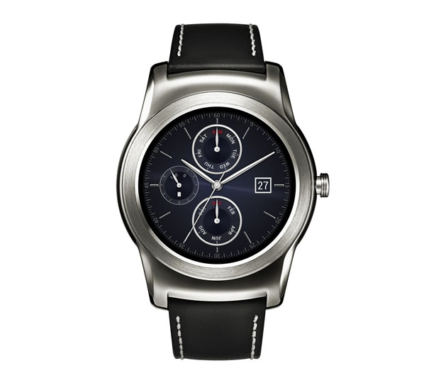 LG Watch Urbane Wearable Smart Watch