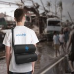 Life Bag : Wearable Medical Kit Concept by Kyuho Song
