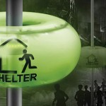Life-Light Directional System Leads People To Safe Shelters In An Emergency Situation