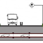 Life Passageway Protects Small Animals When Crossing Over an Expressway