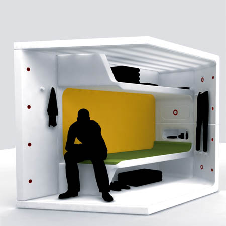 Life3 : Modular Temporary Housing System