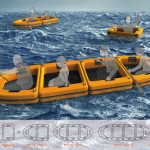 Lifebuoy Boat : Linkable Individual Lifeboat