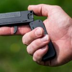 Lifecard .22LR Small and Thin Handgun Fits in Your Wallet