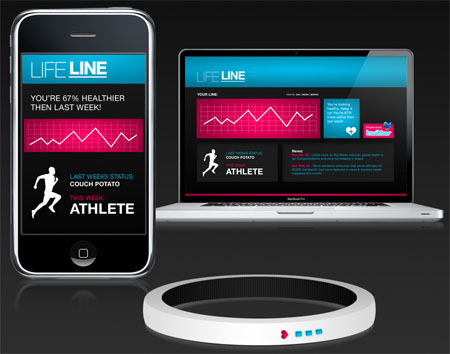lifeline health tracking system