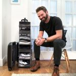 Lifepack Carry-on Closet Offers Solution for Organized Suitcase