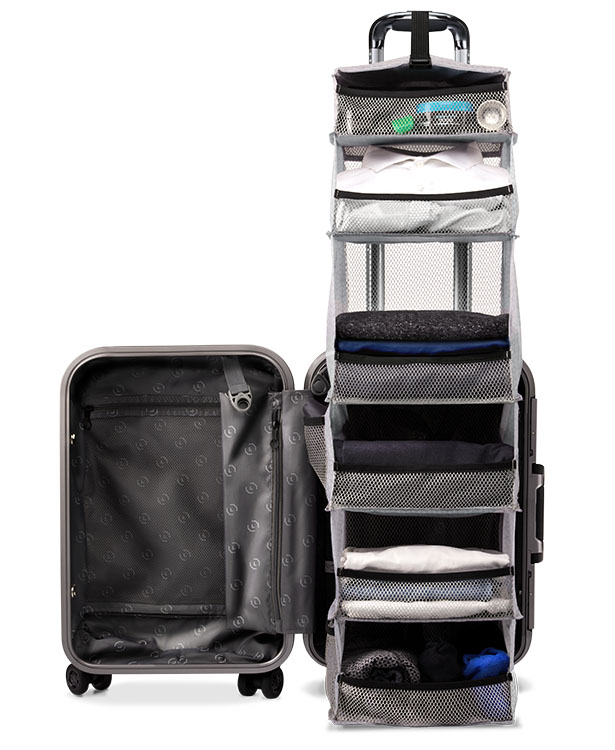 Lifepack Carry-on Closet by Solgaard