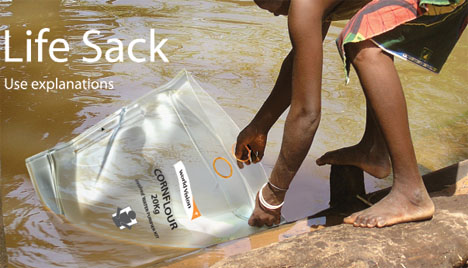 LifeSack Water Purifier Kit