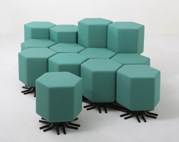 Lift-bit IoT Sofa by Carlo Ratti Associati