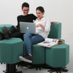 Lift-Bit IoT Sofa Allows You to Make Different Configurations Simply by Hovering Your Hand Over The Seat