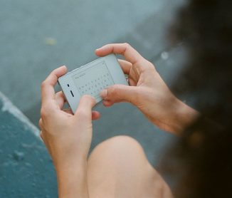 Light Phone II – Simple, Distraction-Free Cell Phone to Help Reduce Excessive Screen Time