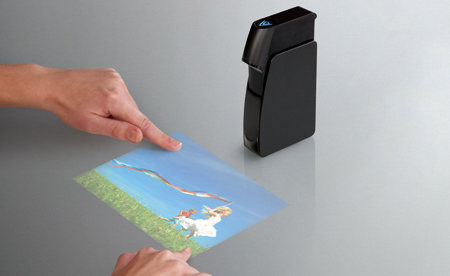 light touch projector