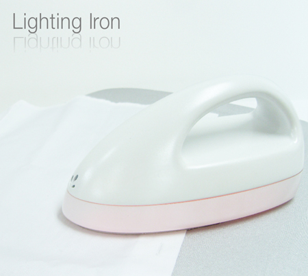 Lighting Iron by Gowoon Jeong
