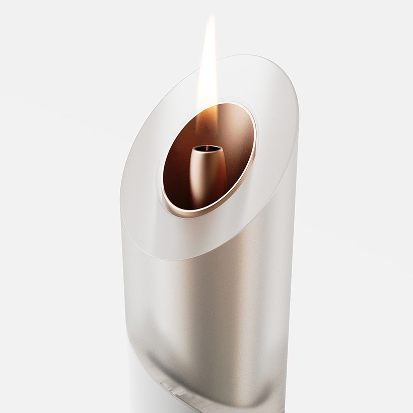 Lily Candle Lighter by Hyeyeon Lee