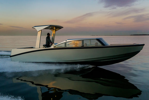 Limousine Yacht Tender by Denis Popov