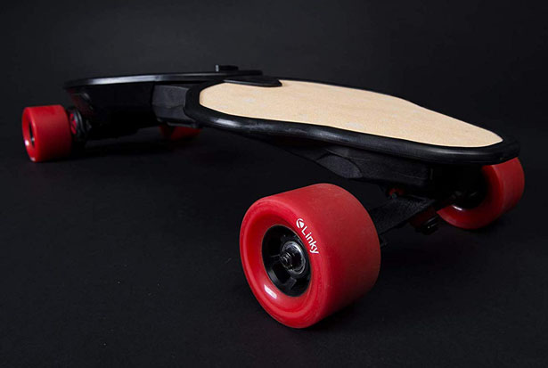 Linky Foldable Electric Longboard