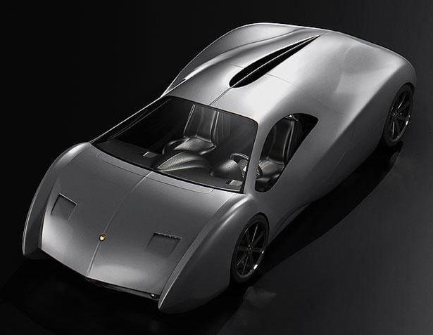 LM2 Streamliner by Lyons Motor Car