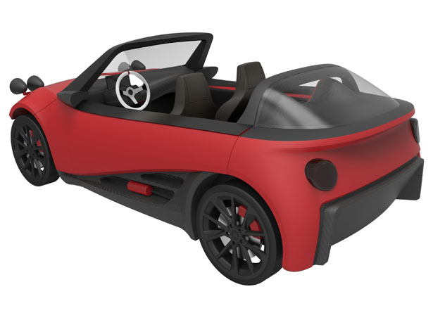Lm3d Swim World S First 3d Printed Car Series By Local