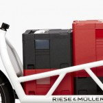 Load e-Cargo Bike by Riese & Müller