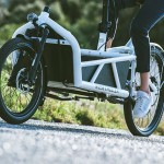 Load e-Cargo Bike Can Use Two Batteries in Parallel for Ultimate Performance
