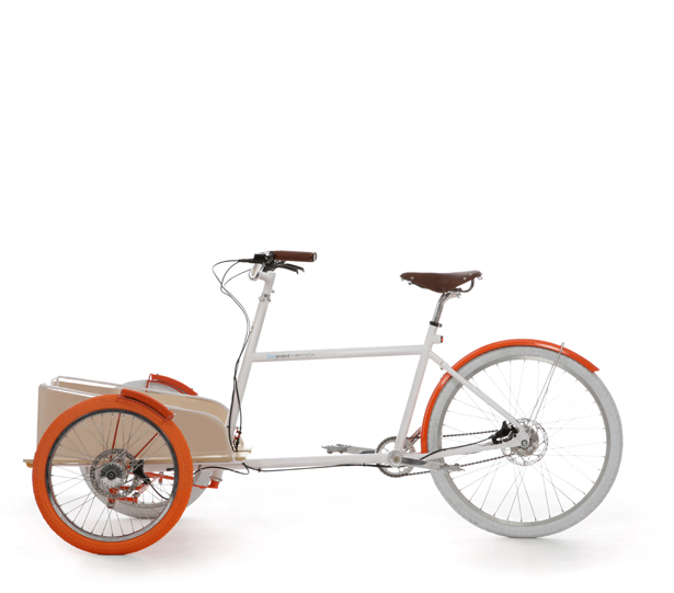 Local Bike by Yves Behar (FuseProject)