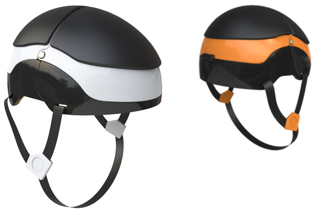 Lockmet (Bike Helmet + Lock) by Saumya Arora