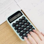 Lofree Digit Retro Mechanical Calculator with Modern Look