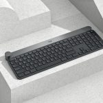 Logitech Craft Wireless Keyboard for Premium Typing Experience