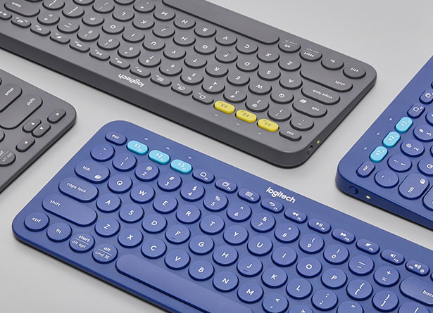 Logitech K380 Multi-Device Keyboard by Feiz Design Studio
